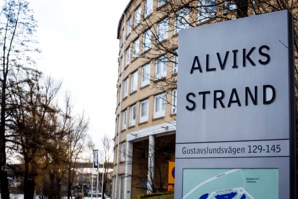 Alviks Strand Tandläkarna - Hitta till oss